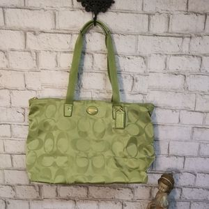 Nwt-Coach Purse + Make up Bag